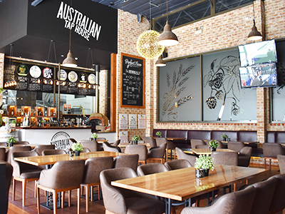 The Australian Hotel Brewery Tap House